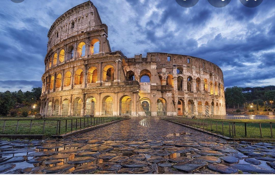 Roma 4 días 3 noches +desayunos +vuelos (Madrid)