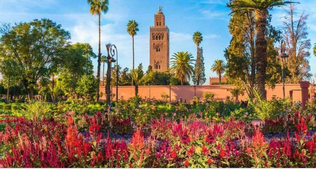 Marrakech 5 días 4 noches hotel 3* + vuelos (Madrid)