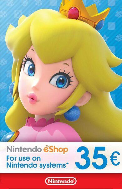 Tarjeta de Nintendo eShop Card 35 EUR