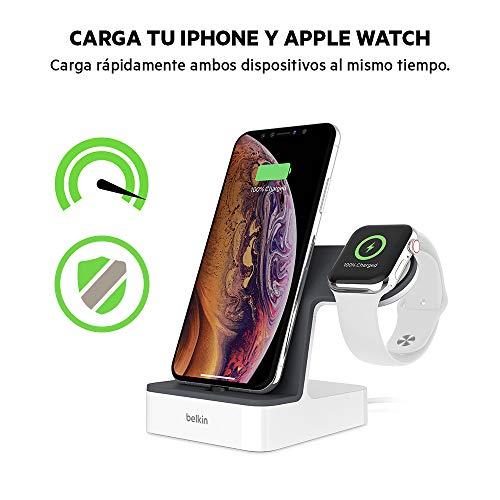 Belkin PowerHouse para iPhone y Apple Watch