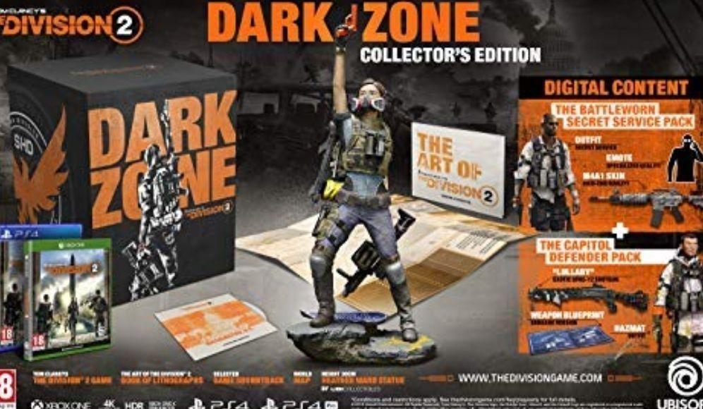 Tom Clancy's The Division 2 The Dark Zone Edition - PlayStation 4 [Importación inglesa]