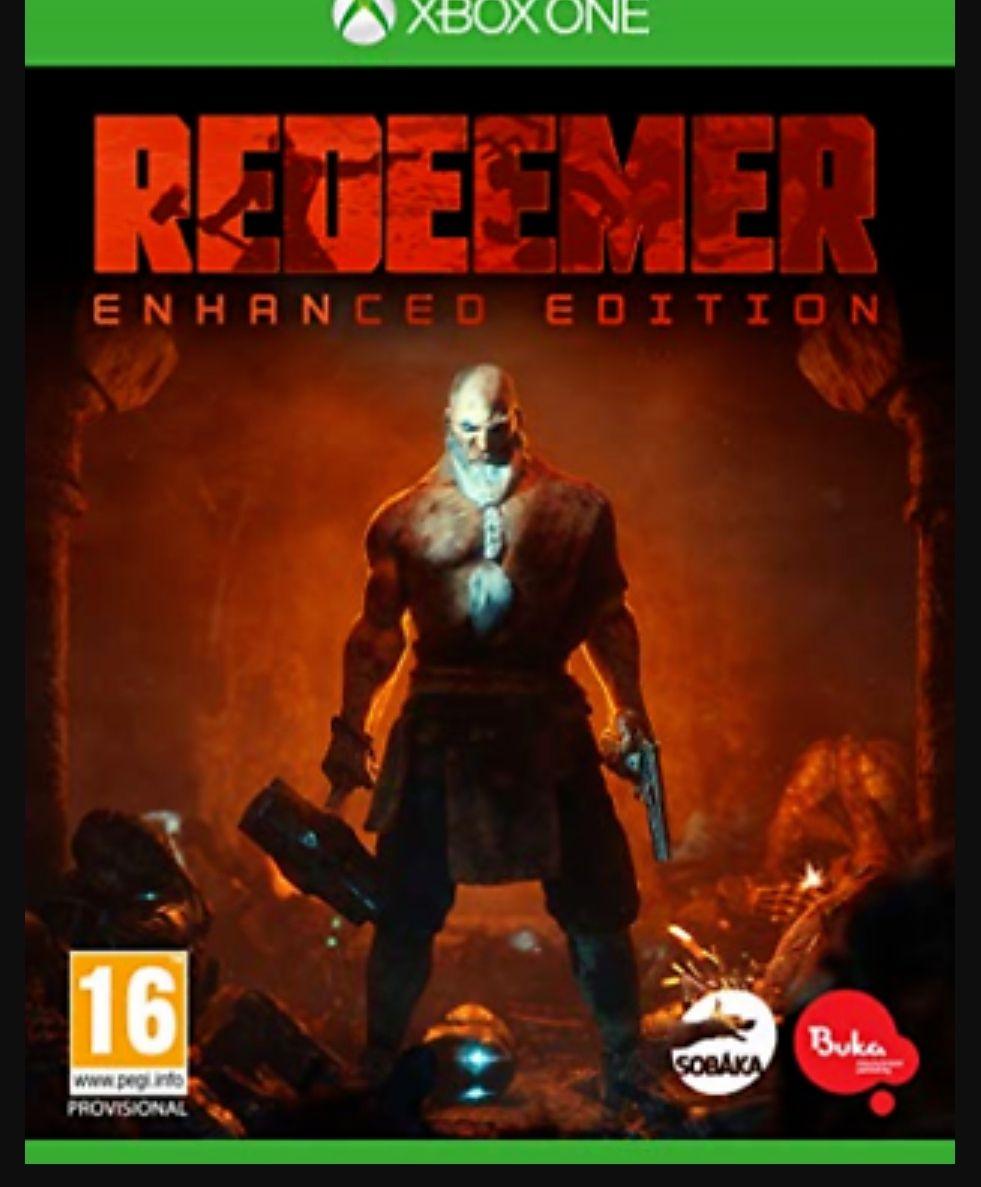 Software - X Box One-Redeemer: Enhanced Edition GAME NUEVO