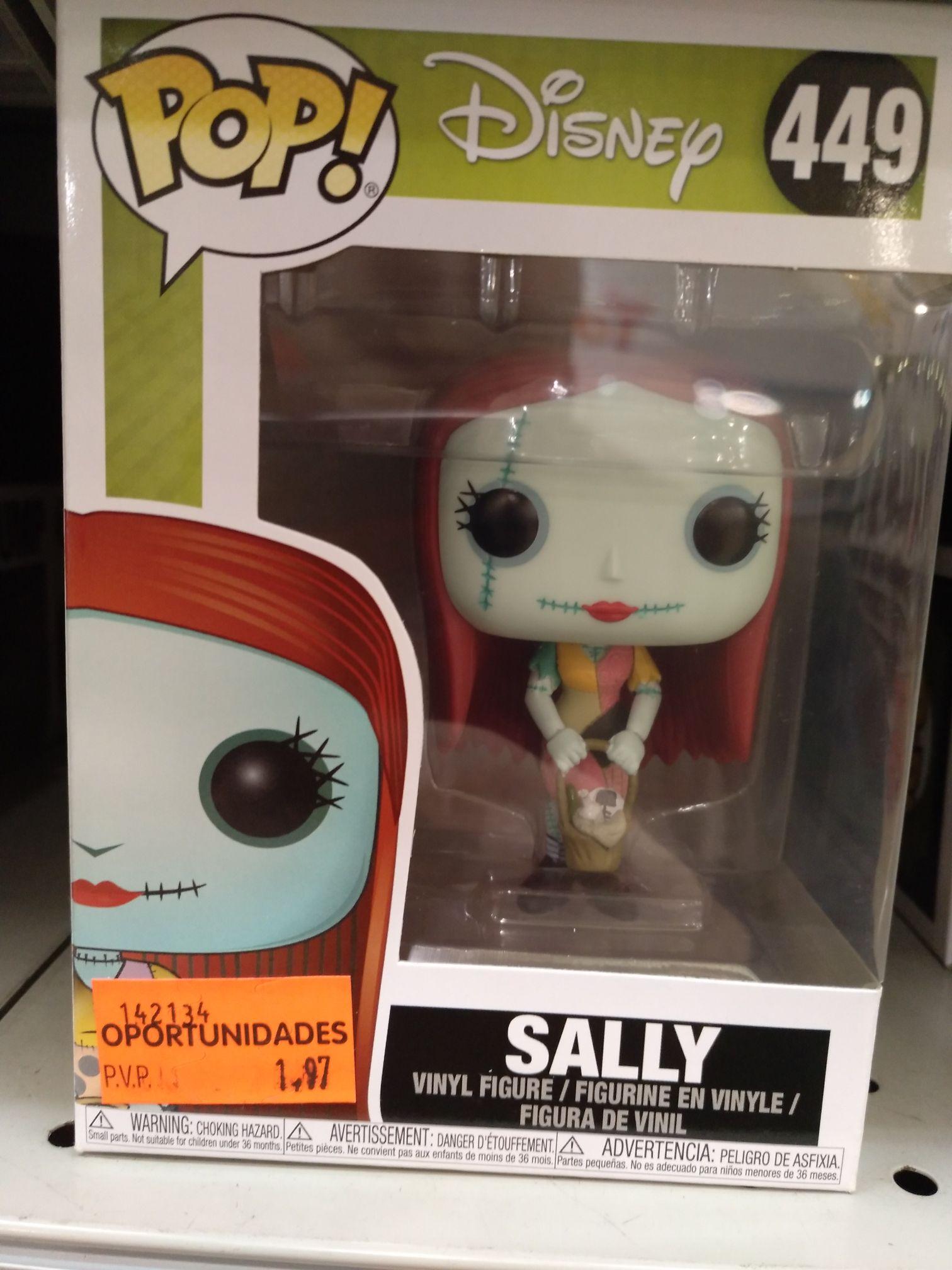 Funko 449 Disney Sally (Toys r us Burjassot)