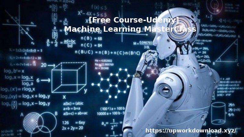 Masterclass gratuito de Machine Learning [¡¡+54 Horas!!]