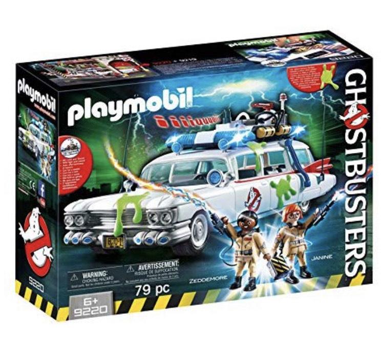 PLAYMOBIL Ghostbusters Ecto-1 (Precio al tramitar el pedido)