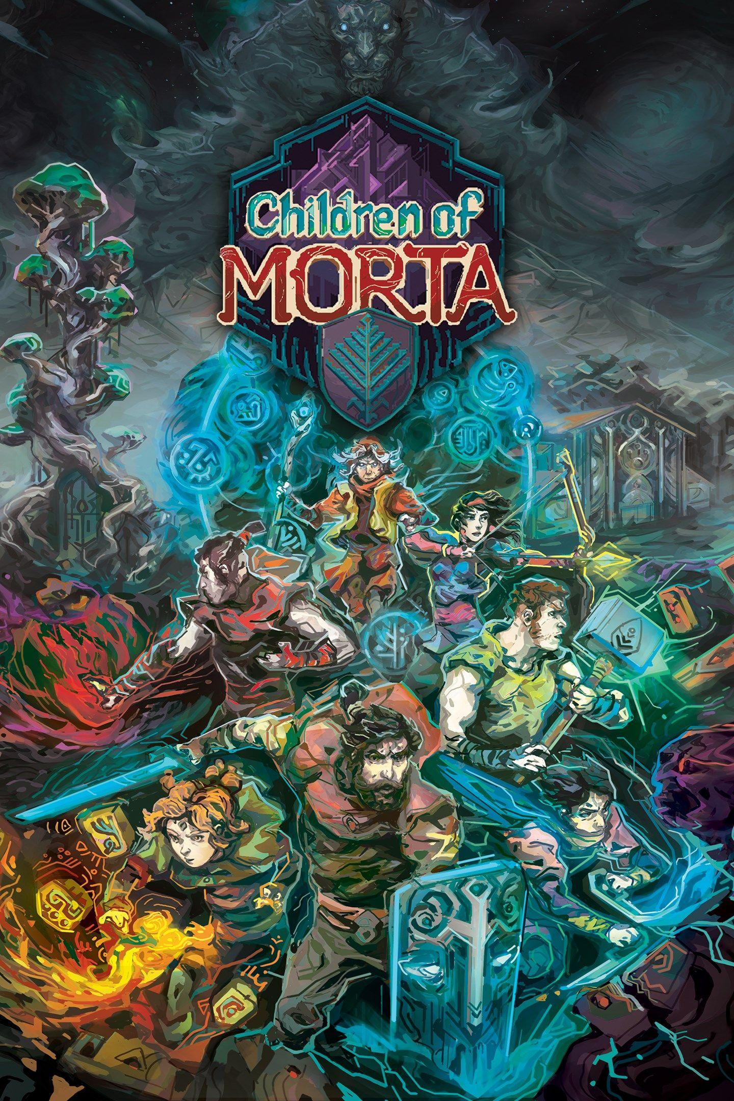 Children of Morta Disponible con Xbox Game Pass
