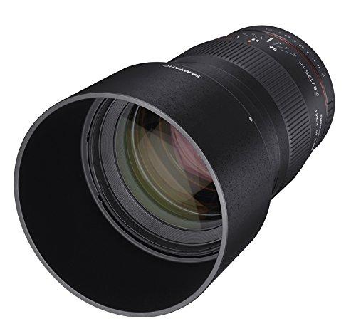 Objetivo SAMYANG 135mm F2.0 Ed Umc Ef-S - Anclaje Canon EF