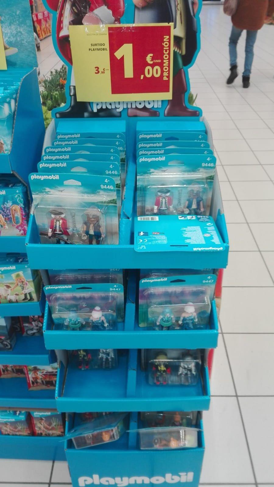 Playmobil 1€ | Alcampo de Colmenar Viejo
