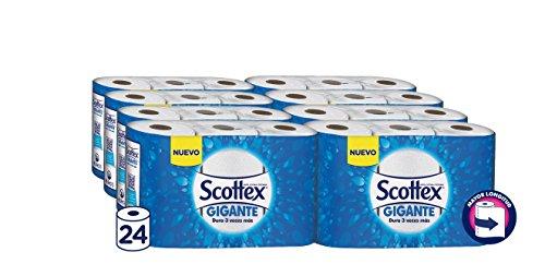 Scottex gigante papel de cocina 24 rollos