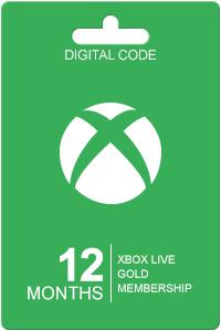 XBOX Live Gold 12 meses* Funciona en todo el mundo 4 pasos