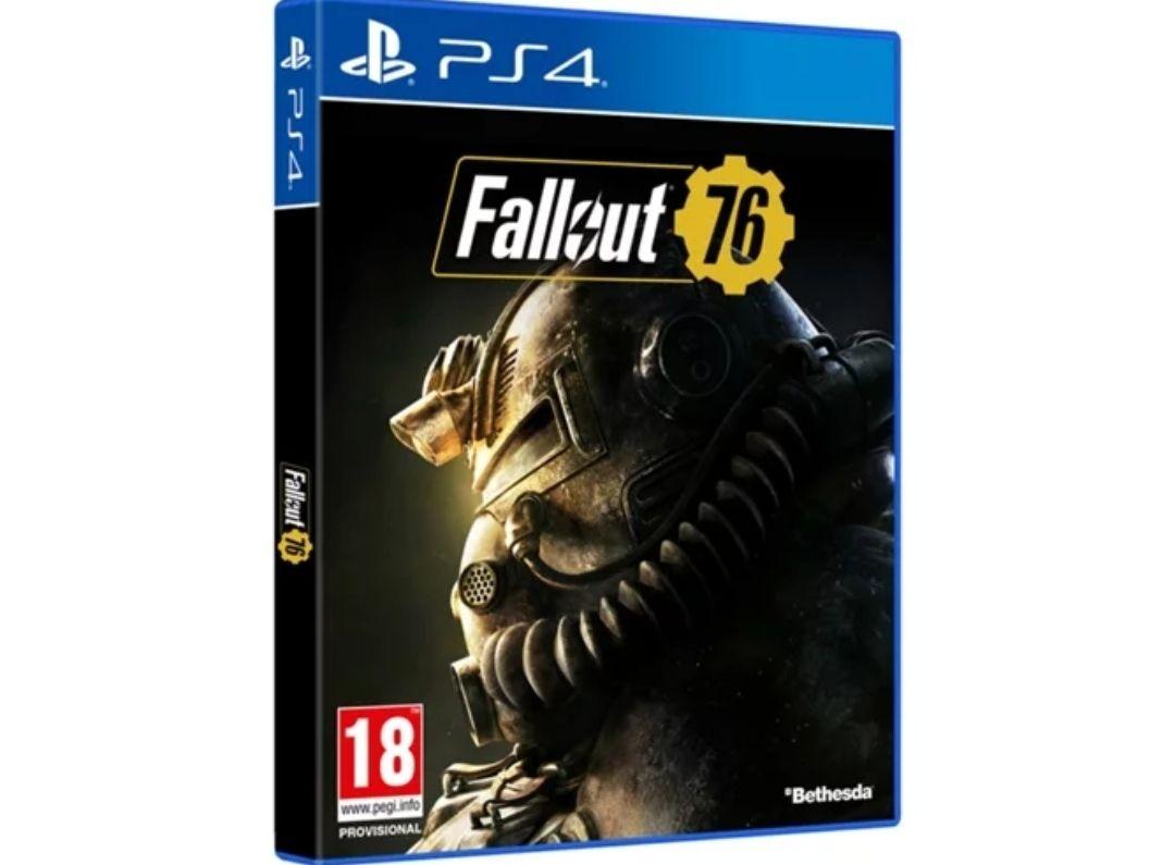 Juego PS4 Fallout 76