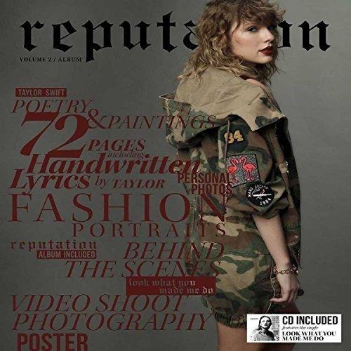 Reputation (Volume 2 Edición Deluxe) - Taylor Swift