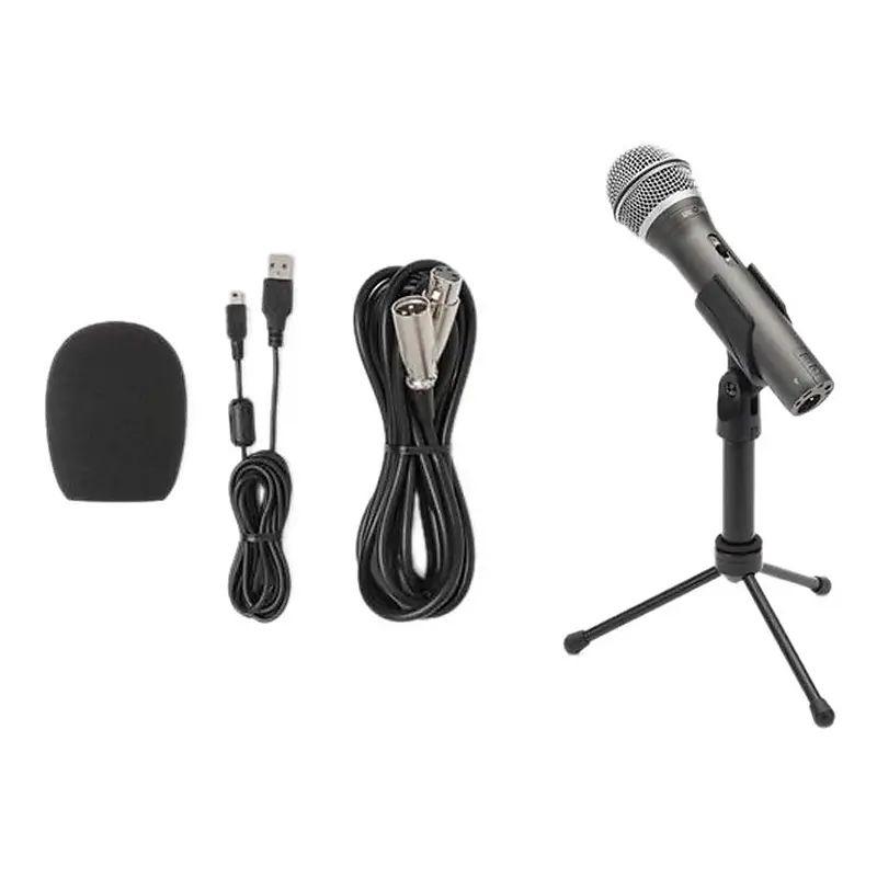 Samson Q2U - Micrófono Dinámico USB/XLR