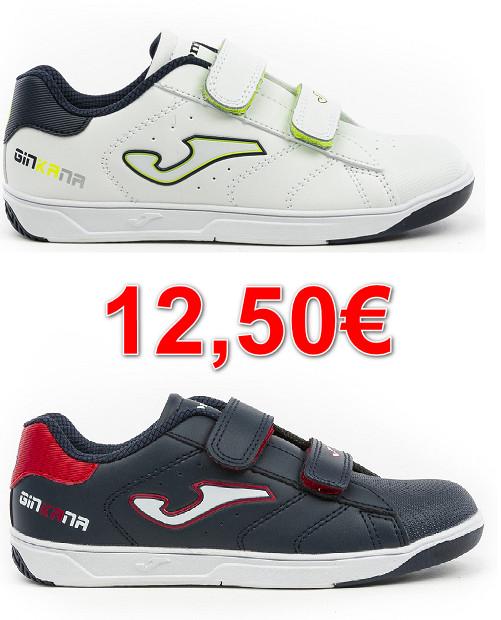 Zapatillas para niños/as Joma por sólo 12,50€ (17 modelos diferentes) y más modelos por 15€ y 16€