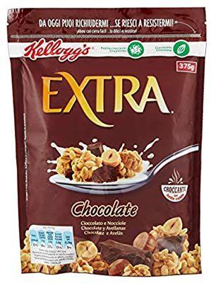 Cereales de chocolate y avena Kellogs (Precio al tramitar)