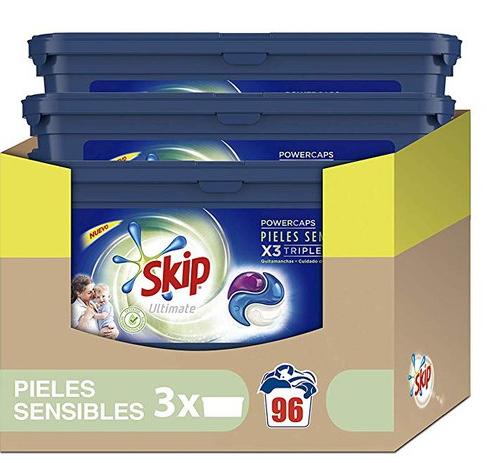 Skip Ultimate 96 cápsulas (Precio al tramitar el pedido)