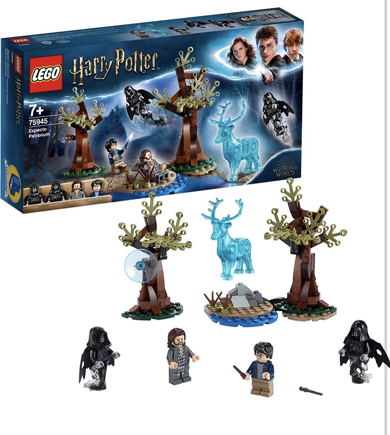 Lego Harry Potter - Expecto Patronum (75945) al 50%