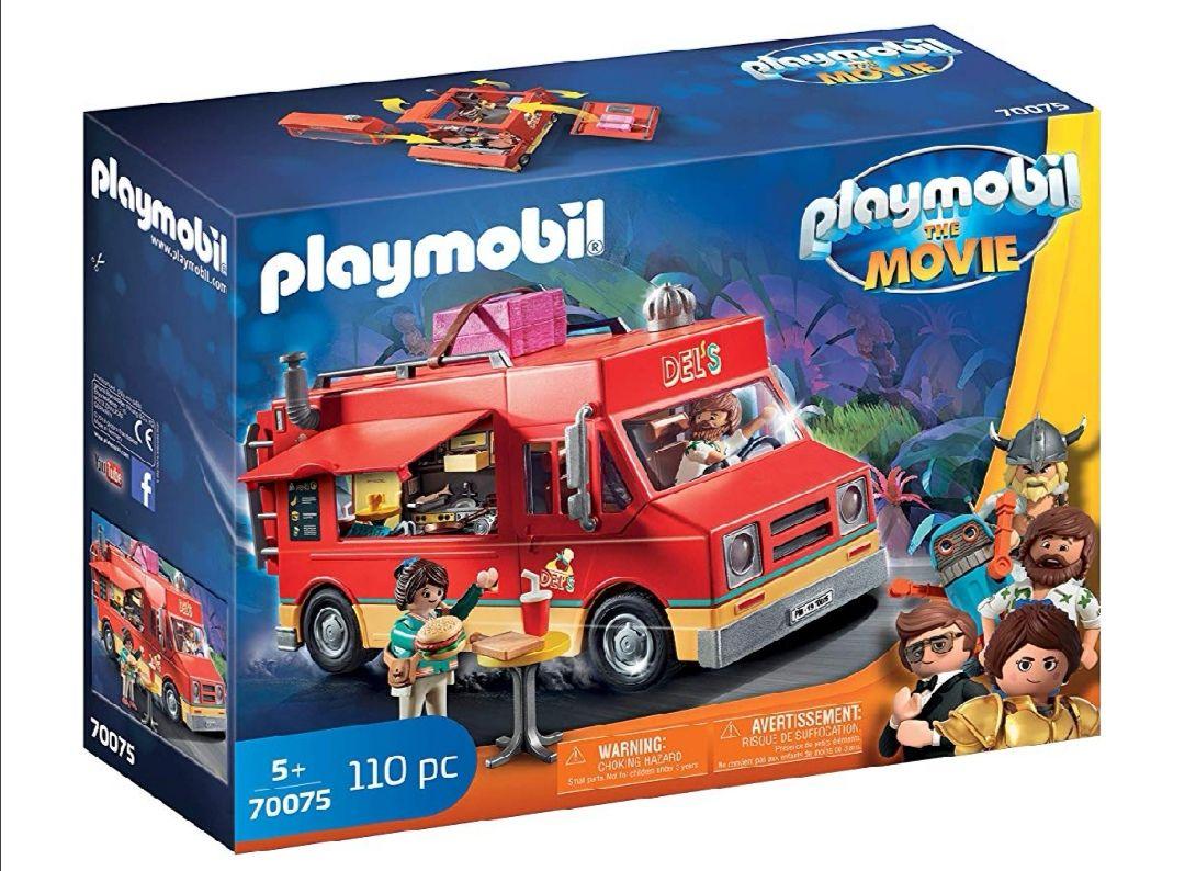 PLAYMOBIL: THE MOVIE Food Truck Del (- 10.14€ Al tramitar pedido)