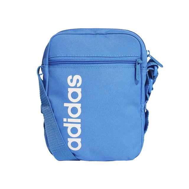 Bolso Linear Core Adidas Azul o Rosa