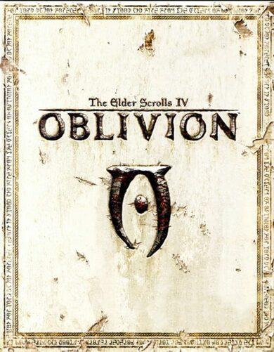 PC (STEAM): The Elder Scrolls IV: Oblivion (GOTY) sólo 2,34€ y Deluxe por 2,98€