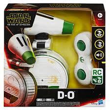 Star Wars :: Droide D-O + Control Remoto (AlCampo)