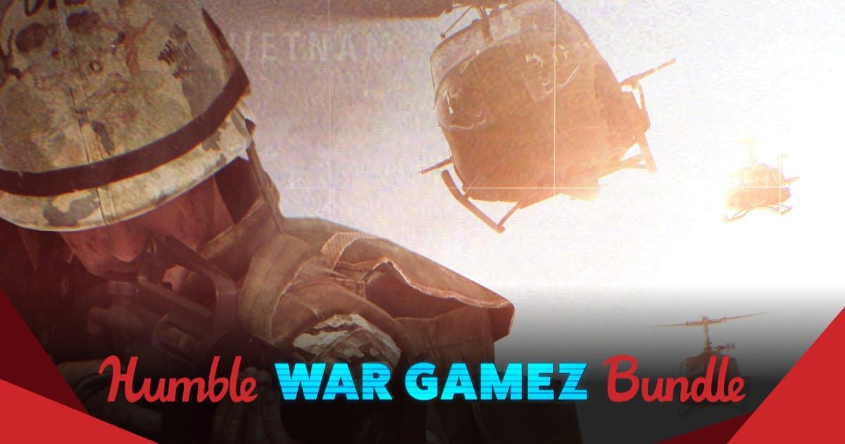 Nuevo Humble Bundle War Gamez