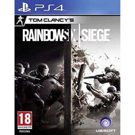 Rainbow six siege ps4 (segunda mano)