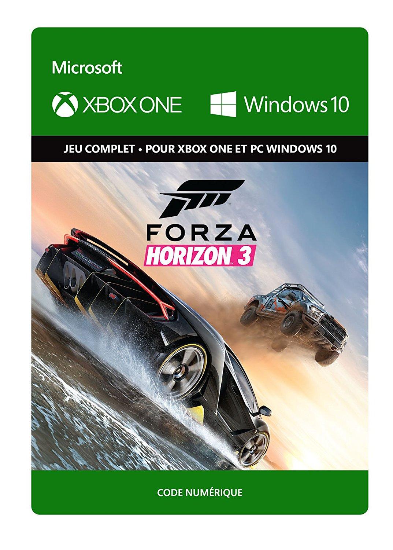 Forza Horizon 3 solo 9.4€
