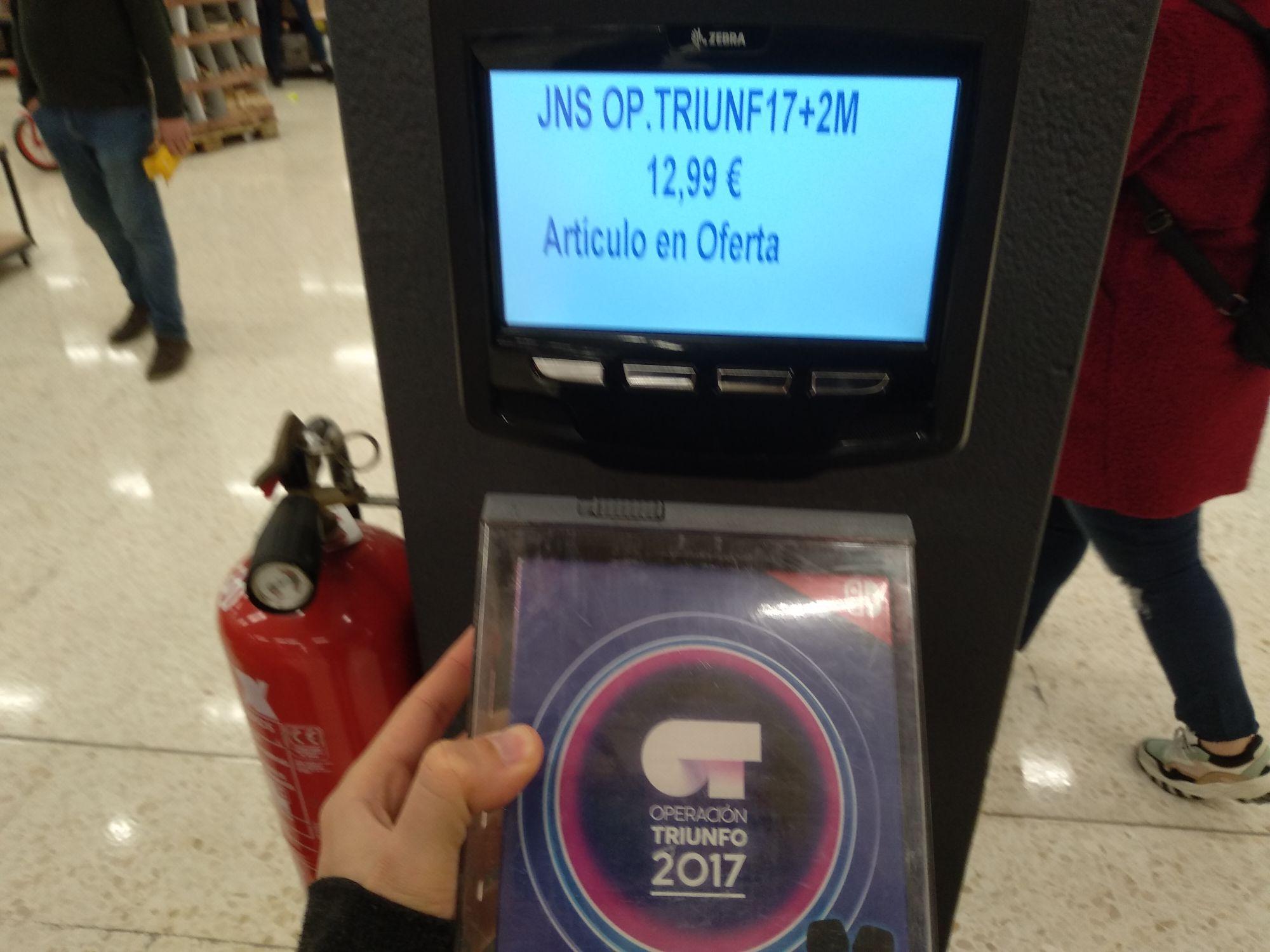 OT 2017 Switch Carrefour San Fernando Bahía Sur