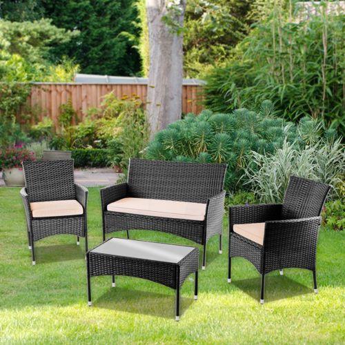 Set de muebles jardín