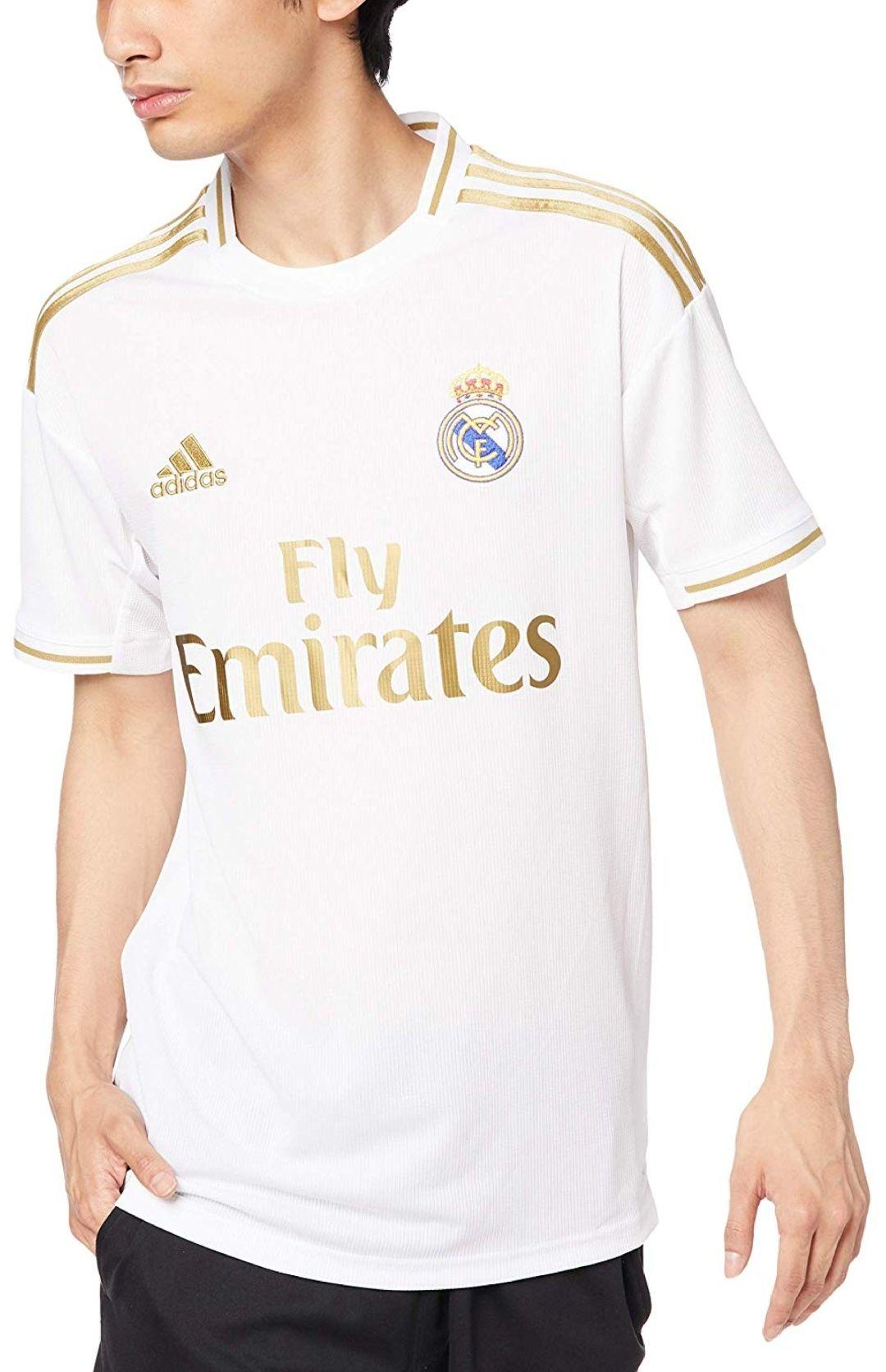 Camiseta Real Madrid oficial talla XS