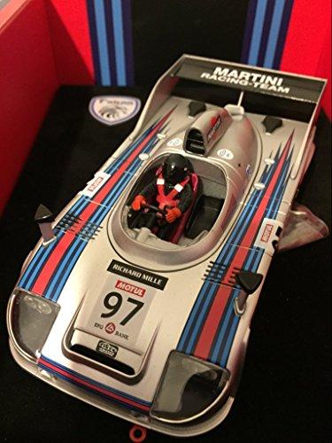 Porsche 908/3 Turbo Martini Slot Car Colección Flying Again