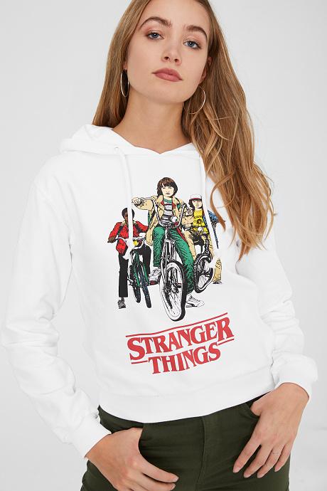 Sudadera - Stranger Things (M, L y XL)