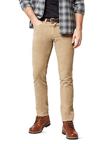 Levi's de los Hombres 511 Slim Fit Jeans, Beige