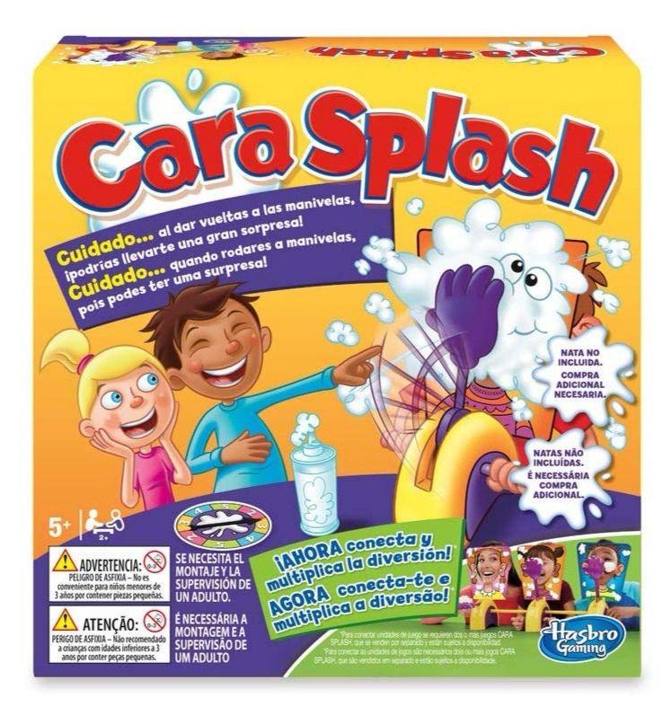 HASBRO Juego infantil Cara Splash( - 4.36€ al tramitar compra).