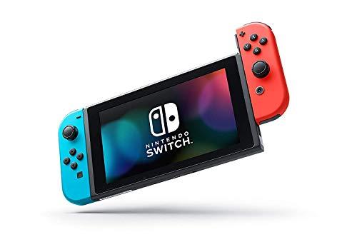 Nintendo Switch 2019 seminueva (buen estado)