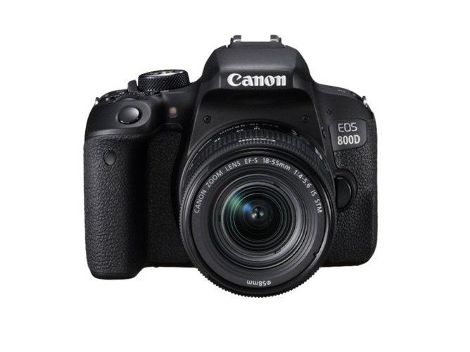 Literal cámara réflex CANON EOS800D