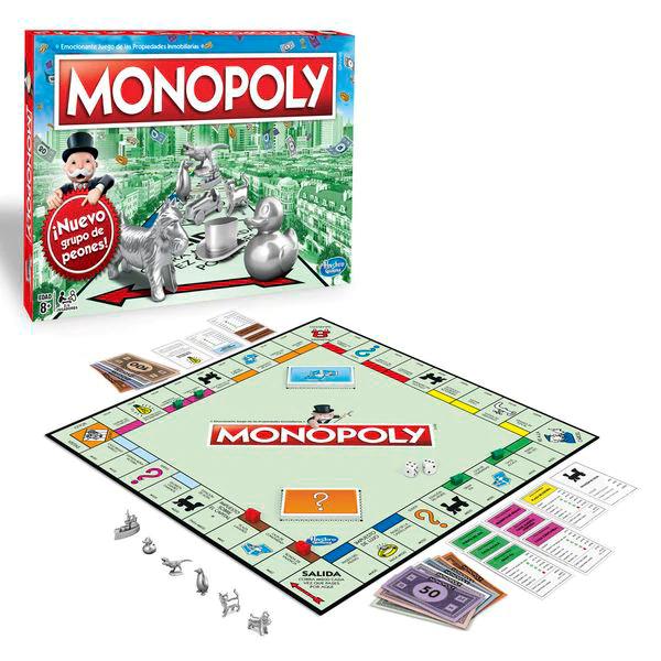 Monopoly (Aliexpress Plaza) - Activa cupón vendedor