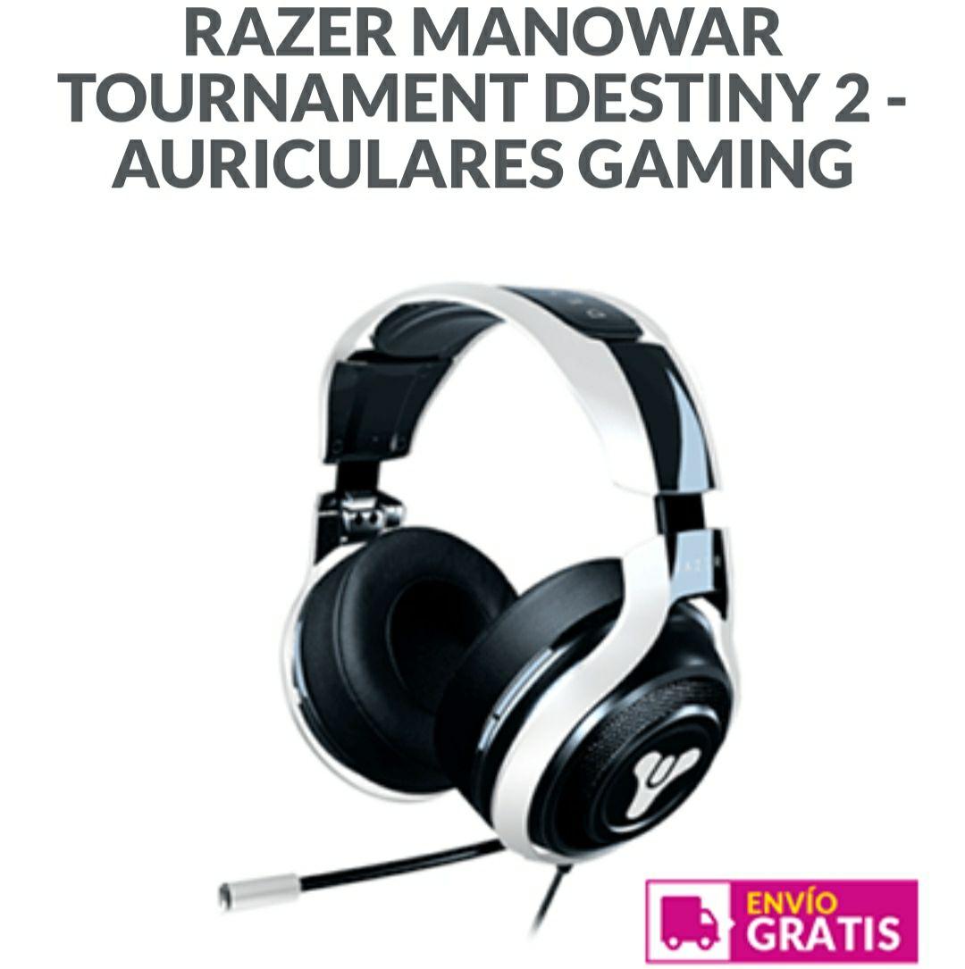 Razer Man'oWar Tournament Destiny 2 ED