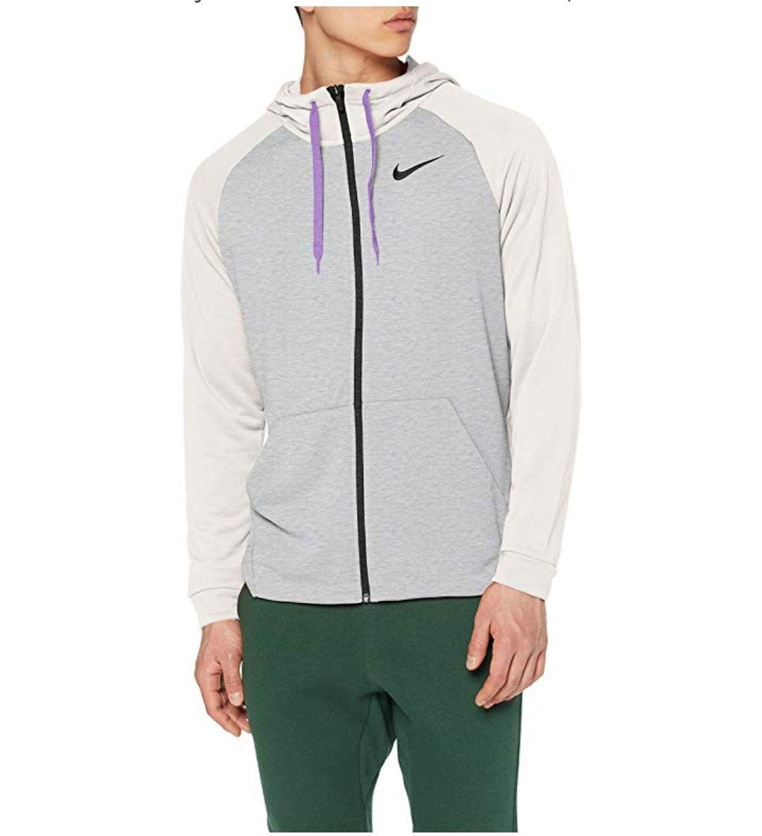 TALLA XL - Nike M Nk Dry Hoodie FZ Fleece Sweatshirt, Hombre