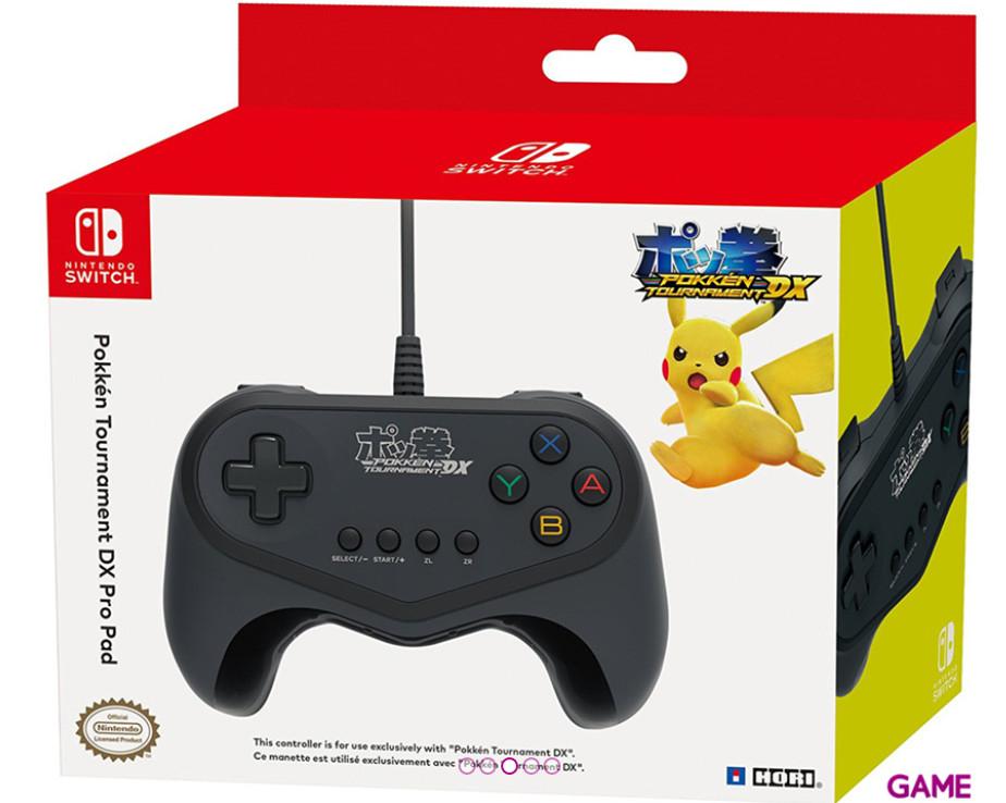 Nintendo Switch: Controller Hori Pokken Tournament DX