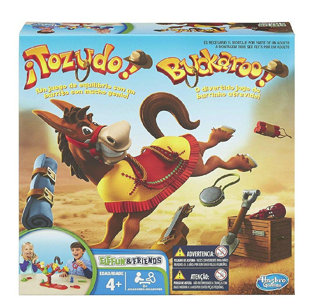 Hasbro Gaming - Juego de mesa Tozudo