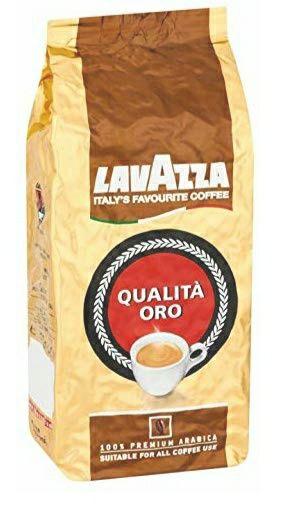 Café en grano Lavazza Oro 500 gr (sin prisas)