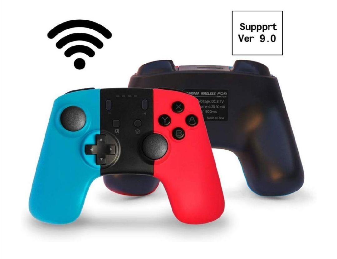 Mando inalámbrico Nintendo Switch