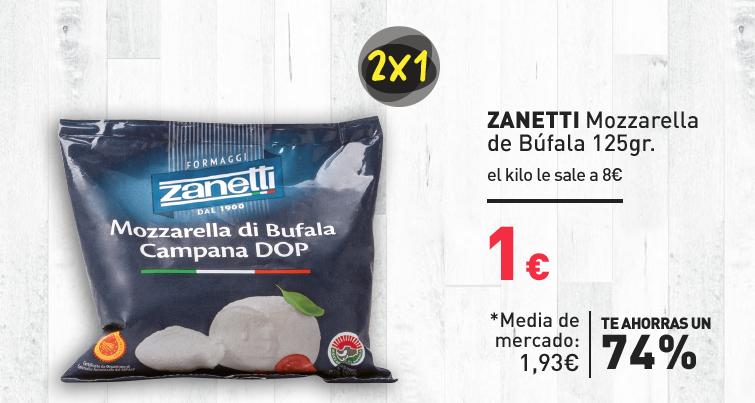 Oferta de Mozzarella en Primaprix