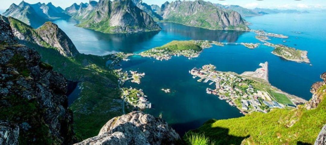 Fiordos Noruegos 4 días alojamientos 3*+ Vuelos (Alicante)