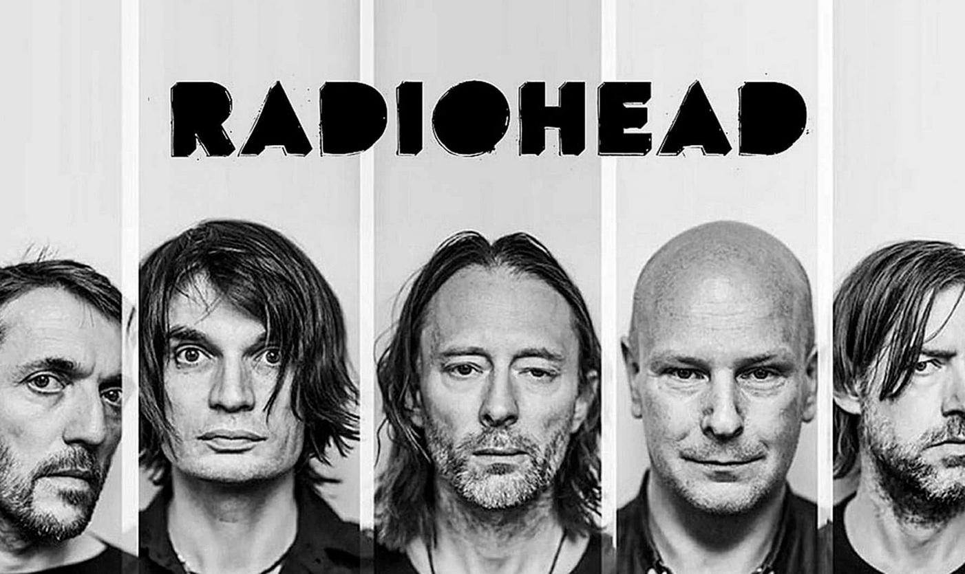 Radiohead discografía y material inédito