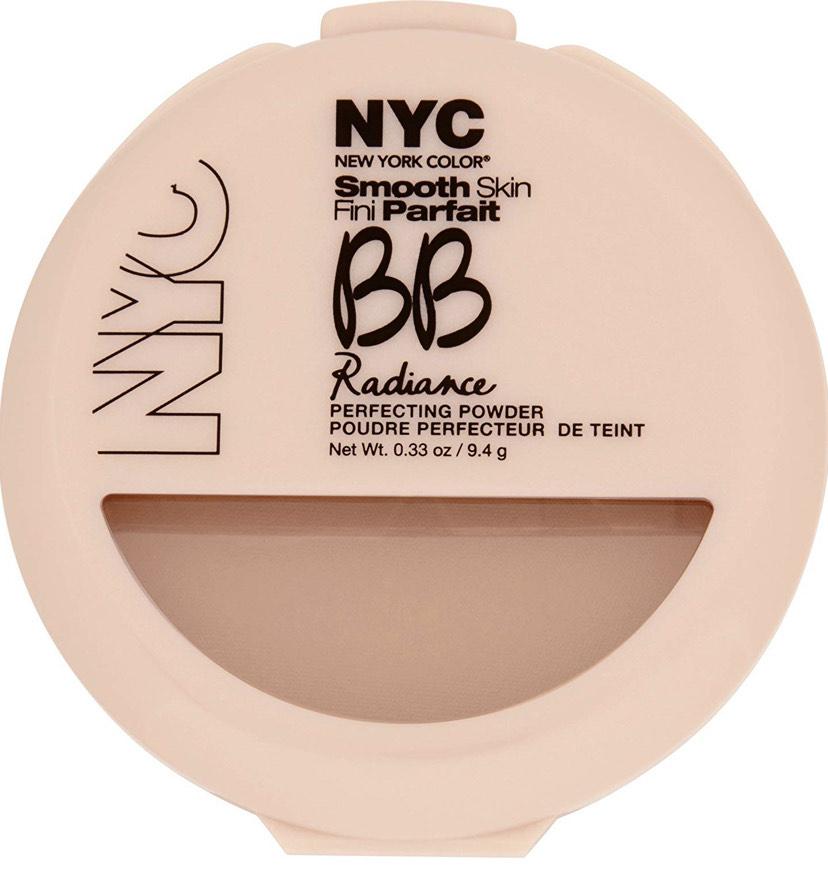 NYC Smooth Skin Perfecting Polvo BB Resplandor - Warm Beige