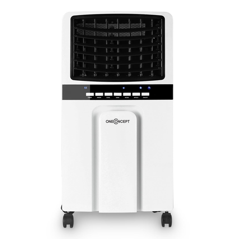 Climatizador Evaporativo aire acondicionado Portátil Mando distancia Clase A