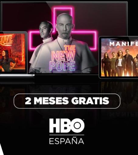 2 meses de HBO gratis con BBVA
